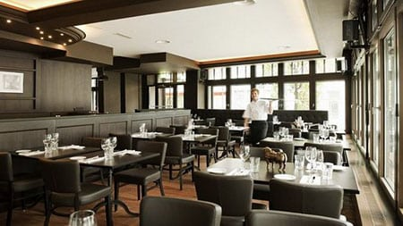 Швейцария: рестораны Цюриха