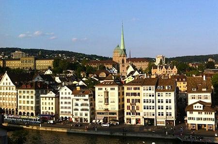 Швейцария, Цюрих: чем заняться