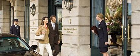 Швейцария, Женева: отели (пять звезд)