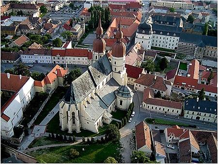 Словакия: поездка в город Трнава