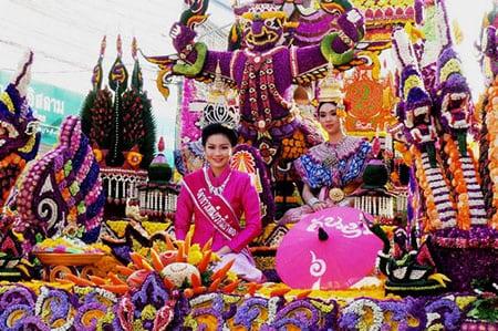 Таиланд: праздники
