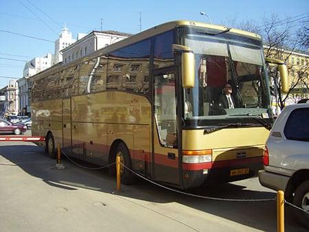 Транспортная система бельгийских городов