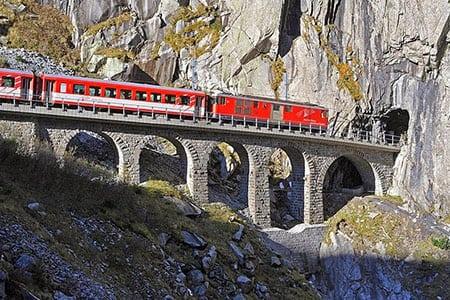 Транспортная система Швейцарии