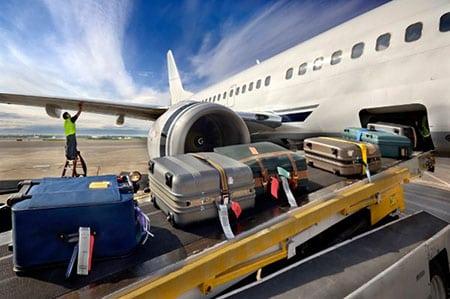 Багаж при авиаперелетах