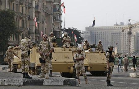Терроризм в Египте