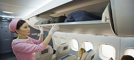 Требования в самолете при авиаперелете