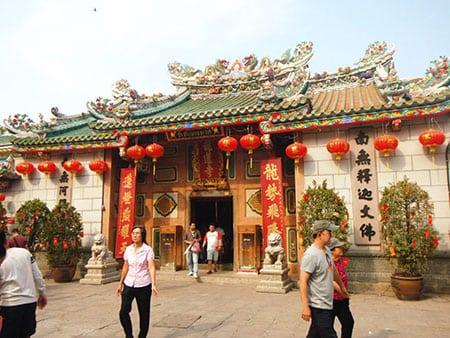 Wat Mangkorn Kamalawat