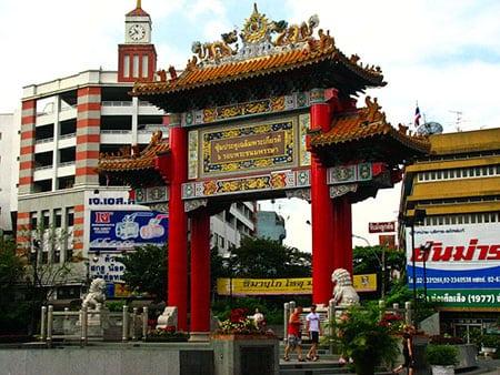 Китайский квартал – этнический центр столицы Таиланда