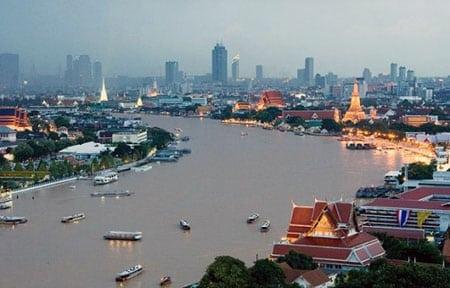 Столица Тайланда: прогулка по реке Чао-Прайя
