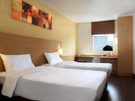 Отель Ibis. Паттайя