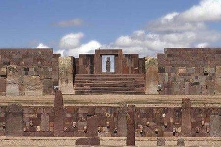 Тиауанако (Боливия)