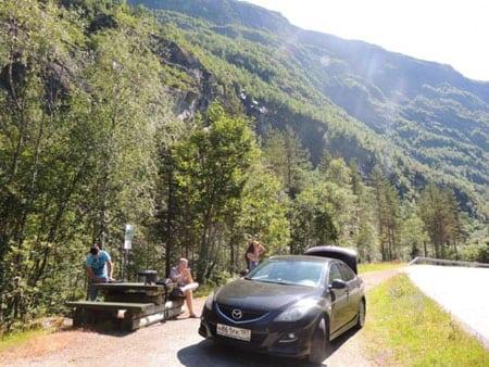 Путешествие: Норвегия. Тени на краю света