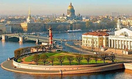 Санкт-Петербург – культурный центр России