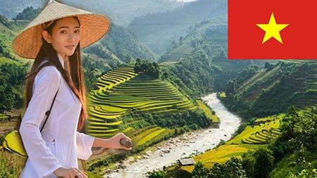 Дешевые перелеты и вылет во Вьетнам из Санкт-Петербурга