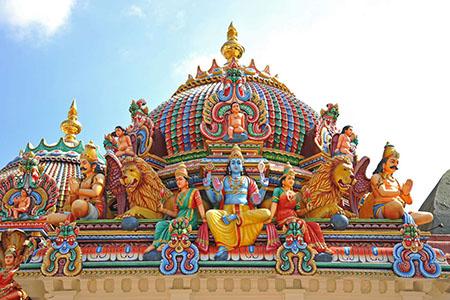 Индия, красота и духовность