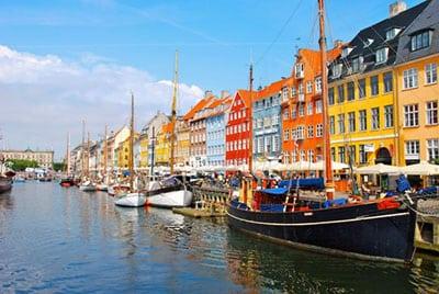 Жемчужина Скандинавии - Дания