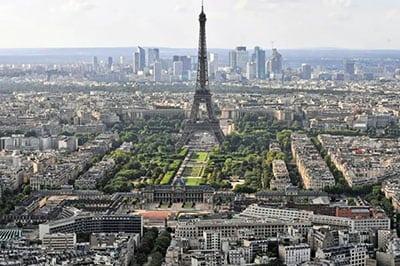 Яркие достопримечательности Парижа