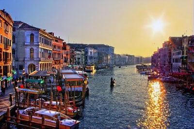 Тонущая романтика Венеции