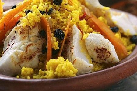питание в Марокко