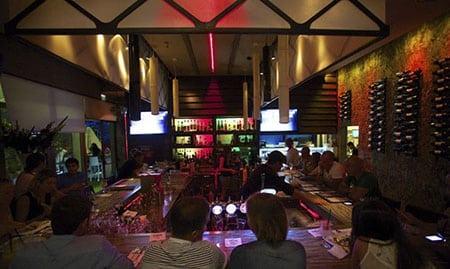 Тель-Авивский суши-ресторан «Frame»