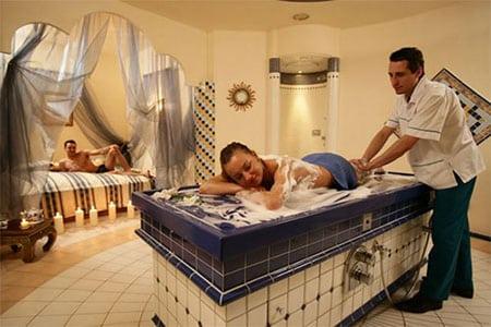 Тунисские талассотерапевты предлагают около двухсот процедур