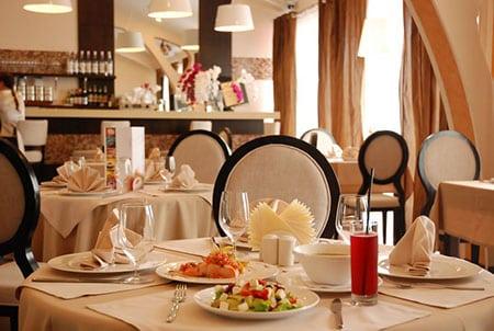 Имиджевый ресторан при гостинице