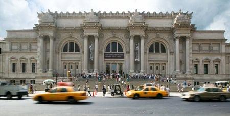 Метрополитен Музей Нью-Йорк