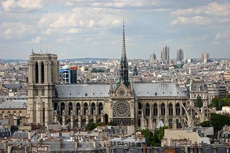 Собор Парижской Богоматери (Cathédrale Notre Dame)