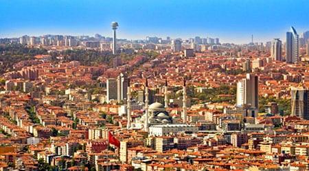 Анкара, Турция: отели, питание, шопинг