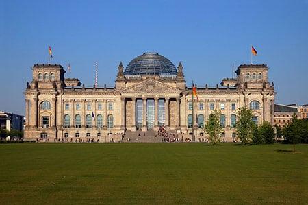 Берлин: общие сведения