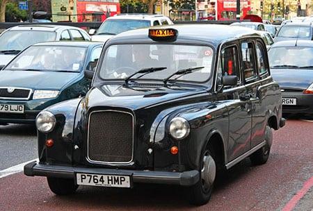Британское такси