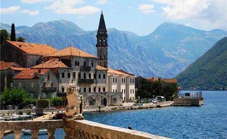 Черногория: как добраться, кухня, языки, этикет