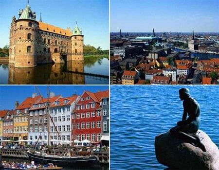 Дания: общие сведения, культура
