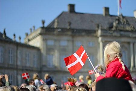 Дания: языки