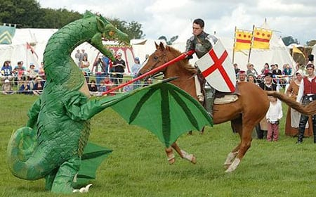 Фестивали и праздники Англии