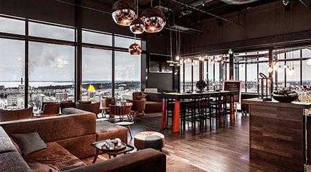 Финляндия, Тампере: рестораны второй категории