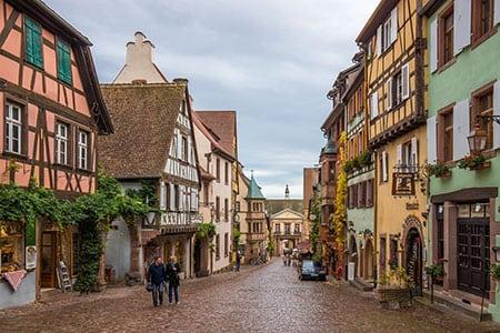 Франция: Риквир