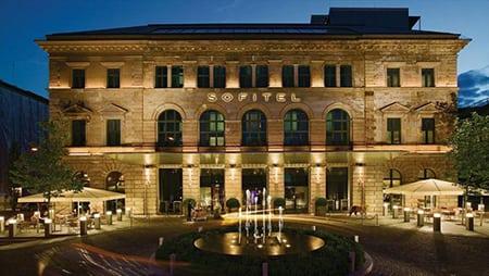 Германия: гостиницы и отели