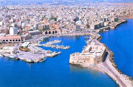 Греция, едем в Ираклион