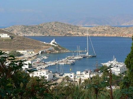 Греция: Иос