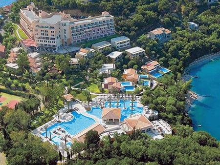 Греция, Корфу: отели, как добраться, транспорт
