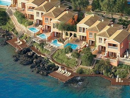 Греция, Корфу: развлечения острова