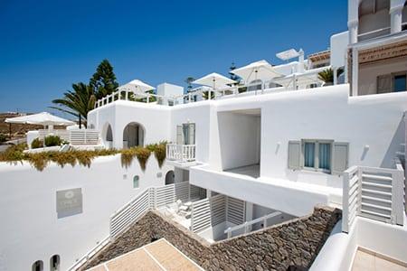 Греция, Миконос: гостиницы и отели