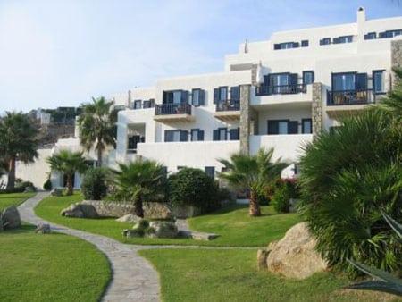Греция, Миконос: развлечения острова