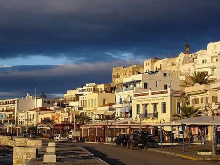Греция, Наксос: отели и гостиницы