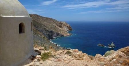 Греция: остров Анафи