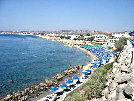 Греция: остров Кос