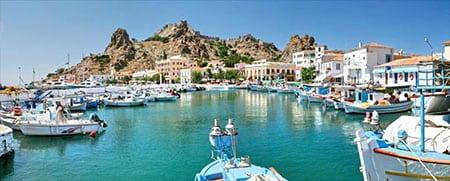 Греция, остров Лемнос: достопримечательности