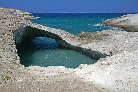 Греция: остров Милос