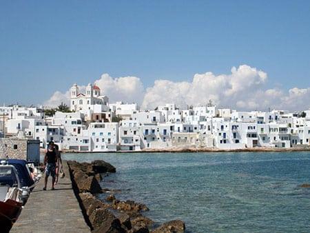 Греция: Остров Парос